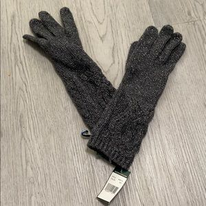 Ralph Lauren long gloves